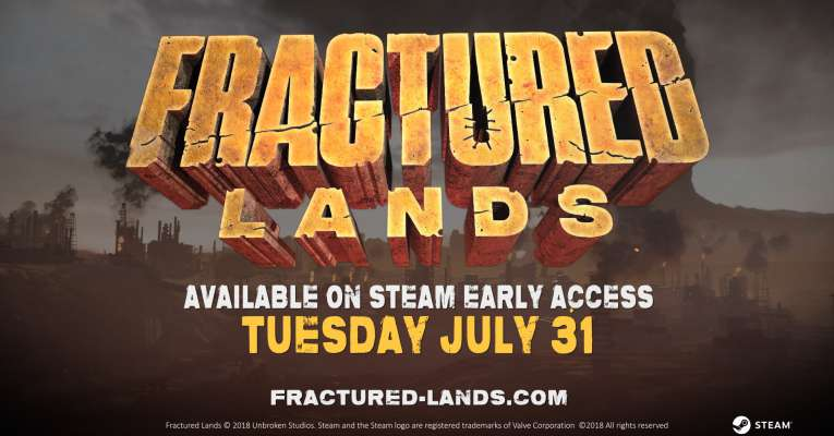Fractured Lands Early Access Begins July 31st! – 7/25/2018