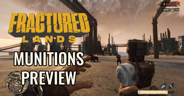 Fractured Lands Munitions Preview!