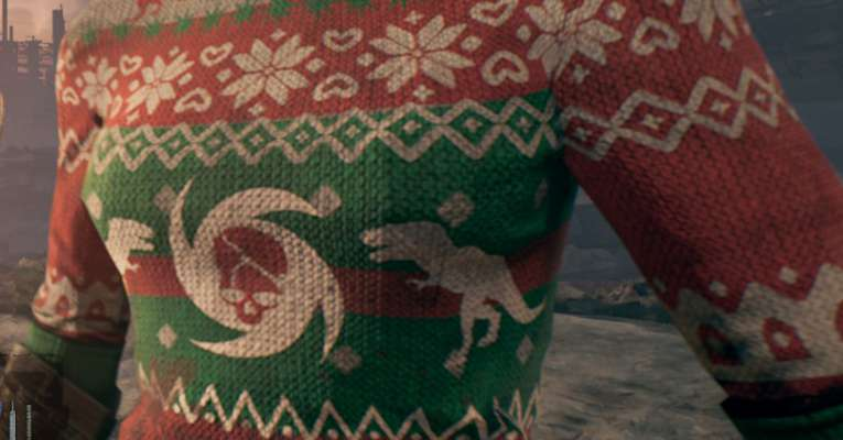 Holiday Sweater 2018!