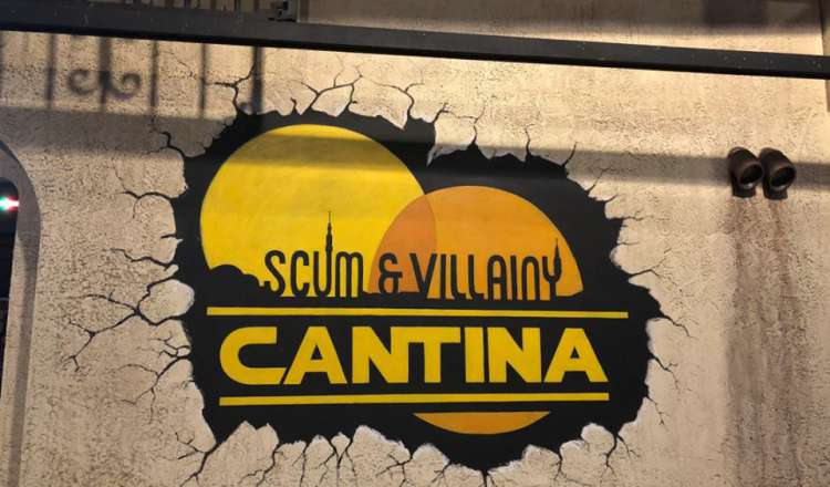 Post Apocalypse Night at Scum and Villainy Cantina!