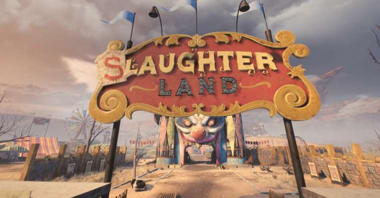 Slaughter Land Sneak Peek!